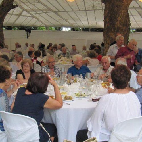 Με μεγάλη επιτυχία η συνεστίαση του Συνδέσμου Πολιτικών Συνταξιούχων Ημαθίας