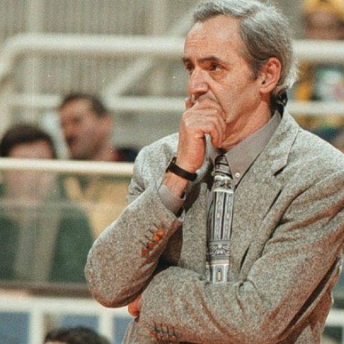 """""""Έφυγε"""" ο προπονητής του Eurobasket 87 Kώστας Πολίτης"""