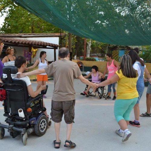 Συμμετοχή στο κατασκηνωτικό πρόγραμμα για παιδιά ΑΜΕΑ έτους 2018 Δήμου Αλεξάνδρειας