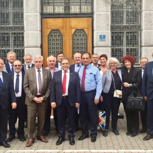 Καίρια υγειονομικά ζητήματα  στην σύνοδο της CEOM στην Τιμισοάρα  Ρουμανίας