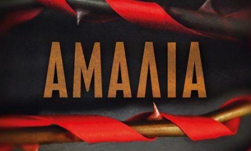 """Παρουσίαση Βιβλίου στη Βέροια: Σπύρου Πετρουλάκη """"Αμαλία"""""""