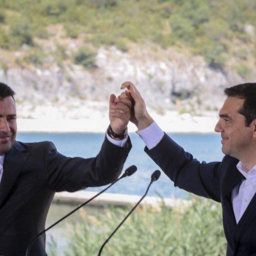 """""""Συμφωνία Πρεσπών: οι Ευρωπαίοι και οι Αμερικανοί"""" γράφει ο Δημήτρης Μηλάκας"""