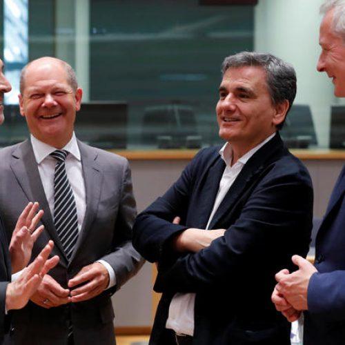 """Συμφωνία για την Ελλάδα στο Eurogroup -  """"Η ελληνική κυβέρνηση έκανε πολύ καλή δουλειά"""""""