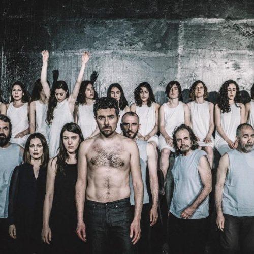 """ΚΘΒΕ: """"ΟΡΕΣΤΗΣ"""" του Ευριπίδη. Πρεμιέρα, Θεσσαλονίκη, Θέατρο Δάσους"""