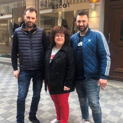 """Βέροια – Αθηνά Πλιάτσικα Τσιπουρίδου: """"Θέμα χρόνου το κλείσιμο των εμπορικών καταστημάτων"""""""