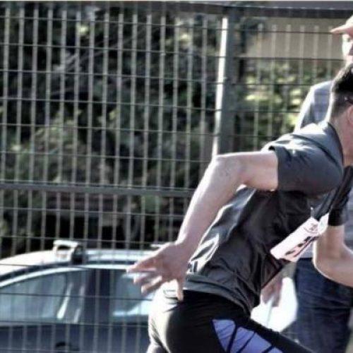 Δεύτερος ο Κουτσούκης στα 400 μέτρα στο Πανελλήνιο Ανδρών