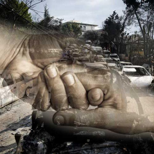 """""""Με τέτοιο λαό, υπάρχει ελπίδα!"""" γράφει ο Παναγιώτης Θεοδωρόπουλος"""