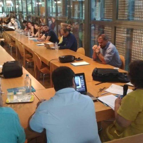 Διήμερο επιστημονικό σεμινάριο πραγματοποιήθηκε στο Πολιτιστικό Κέντρο της Σχολής Αριστοτέλη