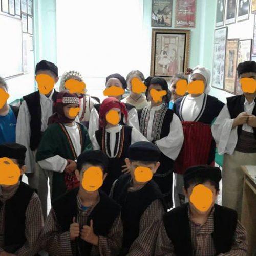 Τάξεις του Θερινού Σχολείου στην Ιματιοθήκη του Λυκείου Ελληνίδων Βέροιας