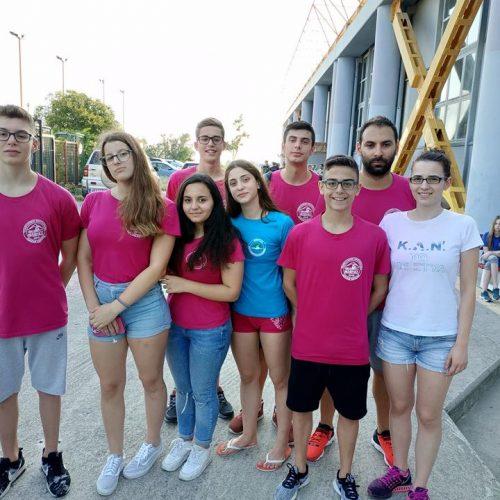 """Η Κ.Α. """"ΝΑΟΥΣΑ"""" στο Πανελλήνιο Πρωτάθλημα Π-Ε-Κ-Ν στη Θεσσαλονίκη!"""