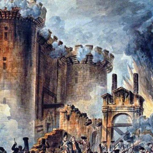 Η άλωση της Βαστίλης, η απαρχή της Γαλλικής Επανάστασης
