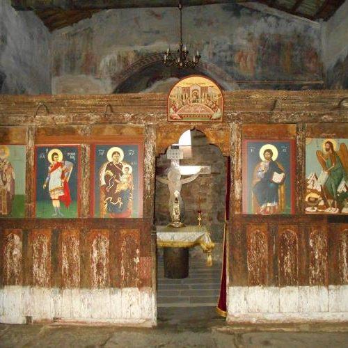 Πανηγυρίζει το βυζαντινό παρεκκλήσιο του Αγίου Προκοπίου στη Βέροια