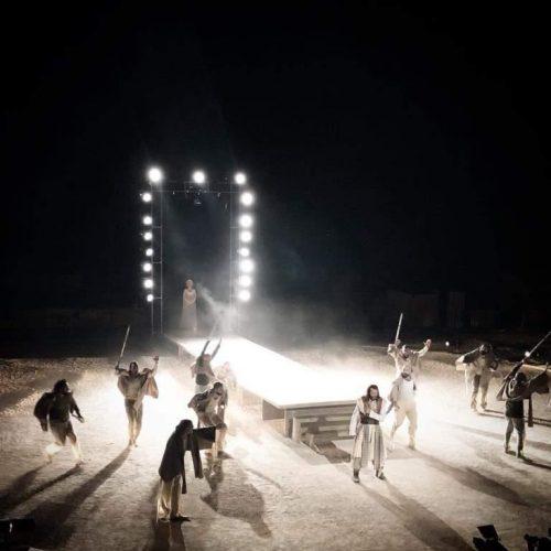 """Πρεμιέρα στο αρχαίο θέατρο Επιδαύρου ο """"Αγαμέμνων"""" - Τρίτη 10 Ιουλίου στη Βέροια"""
