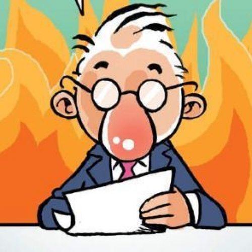 """Οι γελοιογράφοι σχολιάζουν: """"Οι φωτιές και τα... αυθαίρετα"""" - Δημήτρης Γεωργοπάλης"""