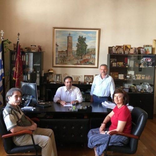 Υπεγράφη σύμβαση για μελέτη παρεμβάσεων στην παλιά πόλη της Βέροιας