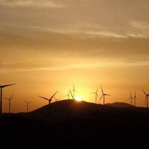 Καστανιά - Βέρμιο: Παρακολουθώντας το ηλιοβασίλεμα από τα 1.626 μέτρα υψόμετρο
