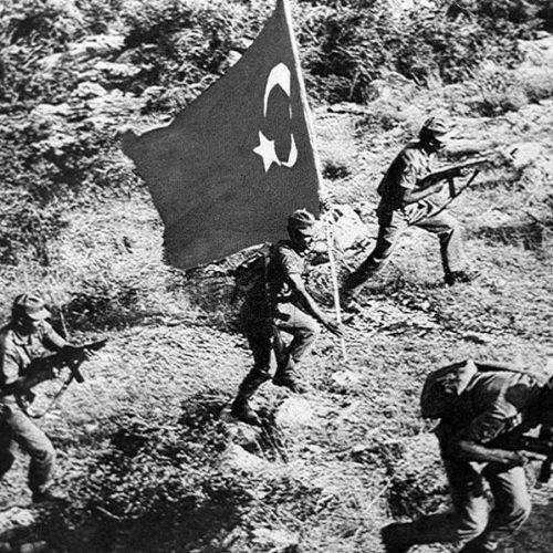 """""""Αττίλας 1"""" - 20 Ιουλίου 1974, η Τουρκία εισβάλλει στην Κύπρο"""