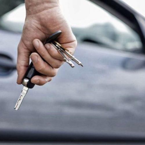 Σύλληψη για κλοπή αυτοκινήτου  στη Βέροια