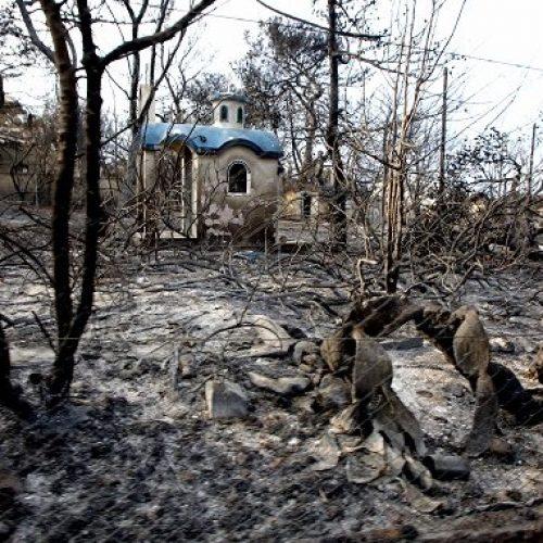 """Σμαράγδα Καρύδη: """"Μήπως το πιο φοβιστικό πράγμα είναι το #prayforGreece"""""""
