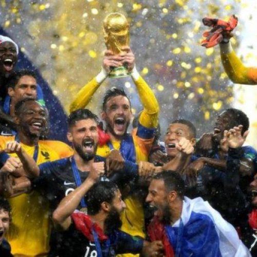 Μουντιάλ 2018: Στην κορυφή του κόσμου η Γαλλία για δεύτερη φορά στην ιστορία της