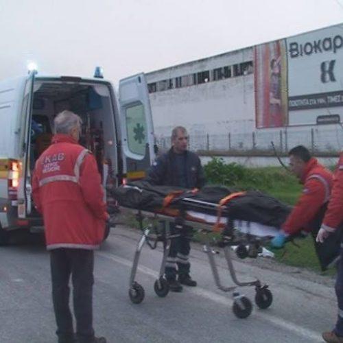 Θανατηφόρο εργατικό ατύχημα στην Εθνική Οδό