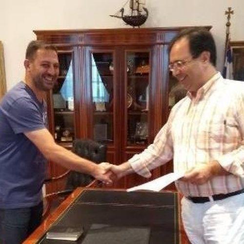 Ορκίστηκε ο Γιώργος Μιχαηλίδης δημοτικός σύμβουλος στο Δήμο Βέροιας