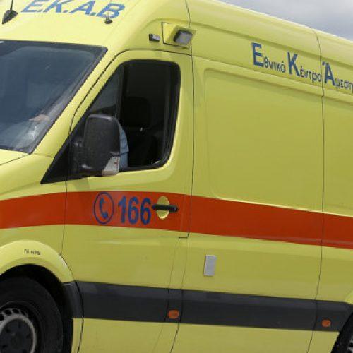Θανάσιμος  τραυματισμός    69χρονης  πεζής από  φορτηγό στα Μονόσπιτα  Ημαθίας