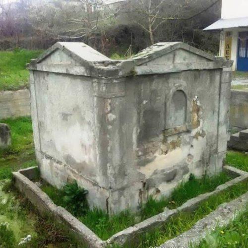 """""""Η παλαιά αρτεσιανή βρύση με υδαταποθήκη στον Καταχά Πιερίας"""" γράφει ο  Δημήτρης Ρουκάς"""