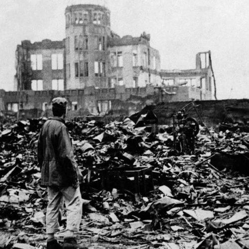 6 Αυγούστου του 1945.  H ρίψη της πρώτης ατομικής βόμβας στη Χιροσίμα