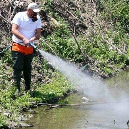 Ψεκασμοί για κουνούπια απόψε το βράδυ στην περιοχή της  Νέας Νικομήδειας