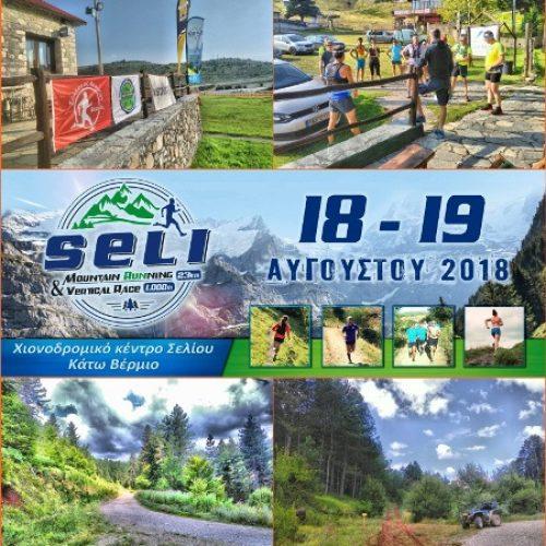 Seli mountain running 23χλμ. & Vertical race 1χλμ - Ταυτότητα του event