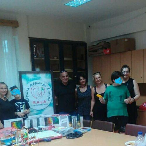 Η   Γερμανό - Ελληνική  Εταιρία του Φλένσμπουρκ για δεύτερη χρονιά στο πλευρό της ΜΑμΑ