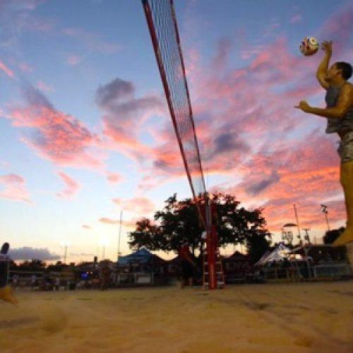 Δηλώστε συμμετοχή «Naoussa Street Beach Volley.v.1»