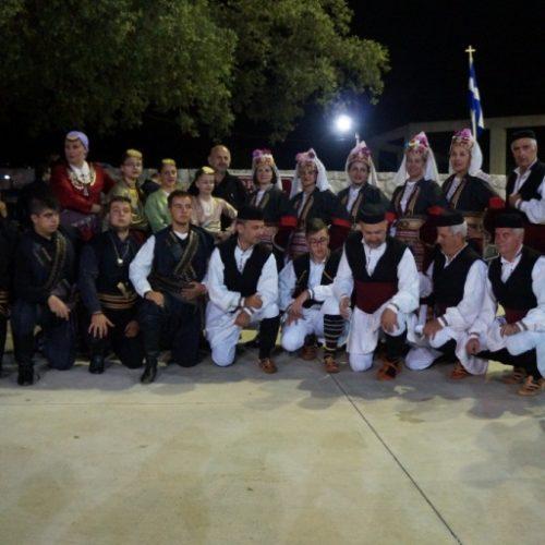 Στην Κρήτη  η Εύξεινος Λέσχη   Νάουσας
