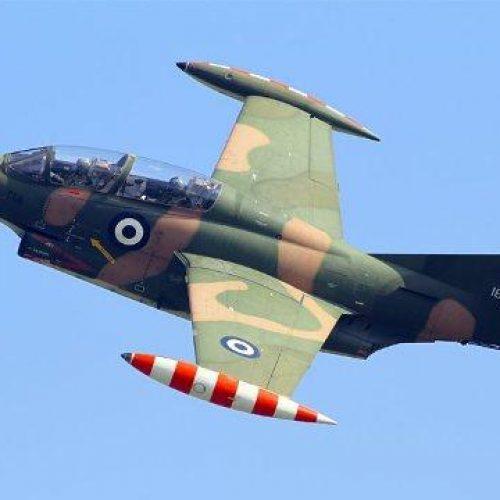 Νεκρός ο κυβερνήτης του αεροσκάφους της Πολεμικής Αεροπορίας (Photos)