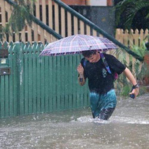 Γραμμή επικοινωνίας στο Δήμο Νάουσας λόγω της πρωτοφανούς βροχόπτωσης