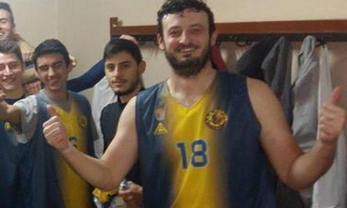Μπάσκετ: Στους Αετούς Βέροιας ο Γιάννης Παπαδόπουλος
