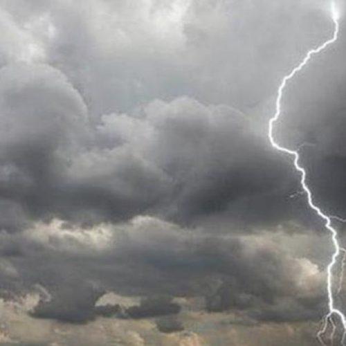 Ισχυρές βροχές και καταιγίδες σήμερα και αύριο Σάββατο 4 Αυγούστου