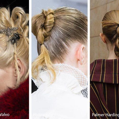 Μόδα: Οι νέες τάσεις στα Μαλλιά.  Φθινόπωρο 2018 -  Χειμώνας 2019
