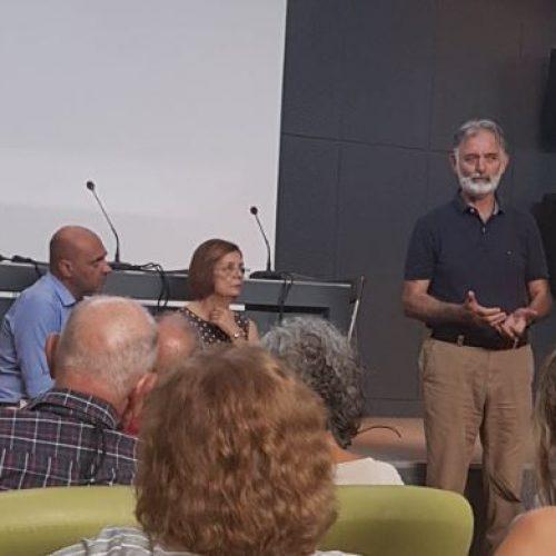 Ο Πρόεδρος του ΔΗΠΕΘΕ Βέροιας και εκπρόσωποι φορέων σε συνάντηση γνωριμίας με την Υπουργό Πολιτισμού