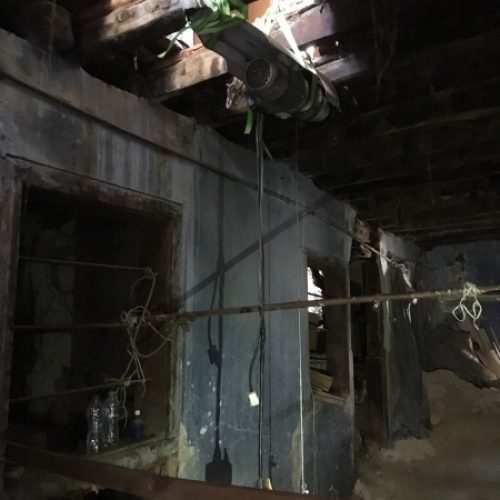 Συνελήφθησαν 6 άτομα στη Βέροια για παράνομη ανασκαφή σε ιστορικό διατηρητέο κτίριο (video)