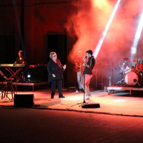 Η Δήμητρα Γαλάνη στη Βέροια. Μια ζωή γεμάτη μουσική