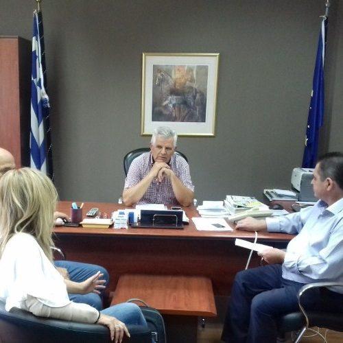 Σύσκεψη, με πρωτοβουλία Καλαϊτζίδη στο Νοσοκομείο Βέροιας