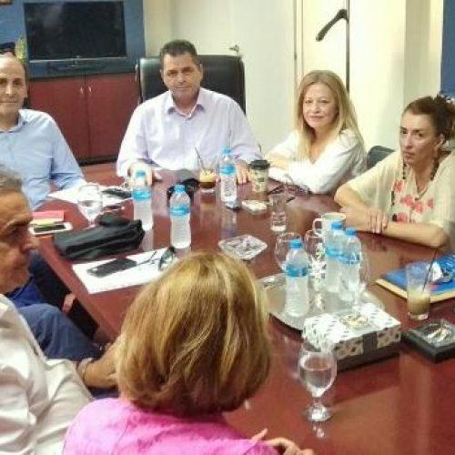 Σύσκεψη, με πρωτοβουλία του αντιπεριφερειάρχη Ημαθίας για τα μείζονα προβλήματα στις σχολικές μεταφορές