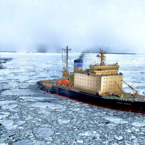 Μια μεγάλη καταστροφή είναι θέμα χρόνου στην Αρκτική