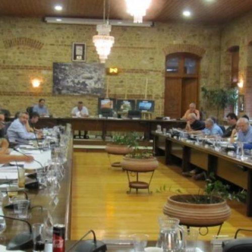 Συνεδριάζει το Δημοτικό Συμβούλιο Βέροιας με 66 θέματα στην ημερήσια διάταξη