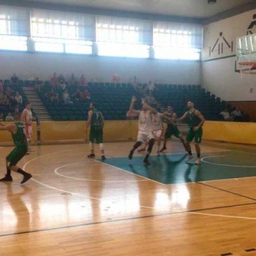 Μπάσκετ: Νίκη εκτός έδρας του Φιλίππου επί του Μακεδονικού   (72- 60)