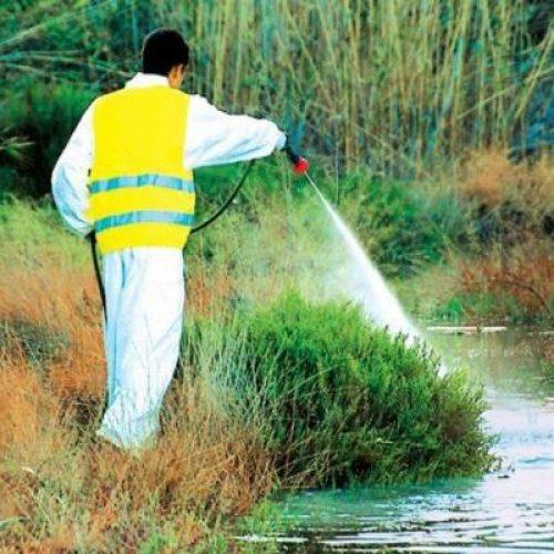 Επαναληπτικός ψεκασμός για τα κουνούπια