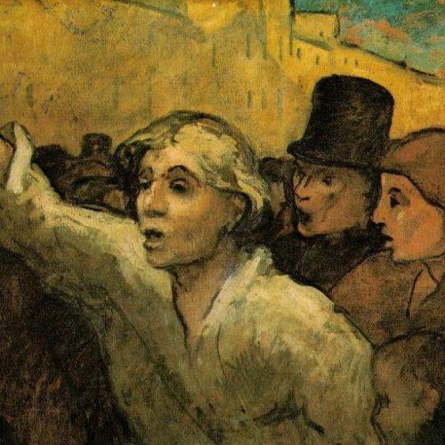 Ονορέ Ντωμιέ. Ο ζωγράφος των φτωχών και περιθωριοποιημένων