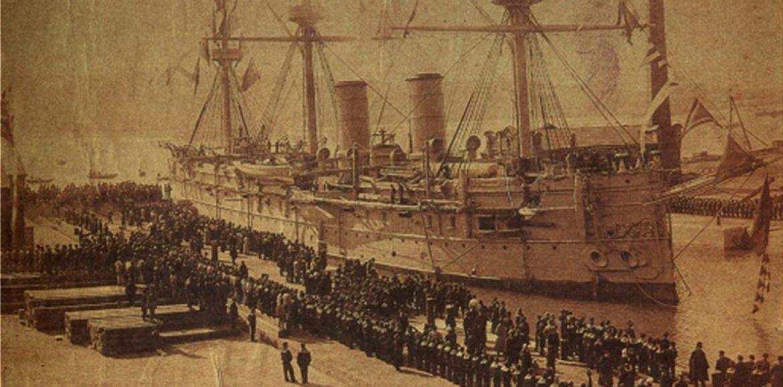 Ντμίτρι Ντονσκόι. Βρέθηκε το ναυάγιο ρωσικού πλοίου που μετέφερε χρυσό 133 δις δολαρίων (video)